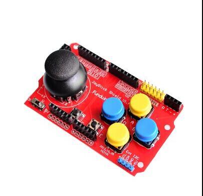 GamePad shield для Arduino