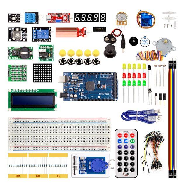 Стартовый набор с Arduino Mega и RFID
