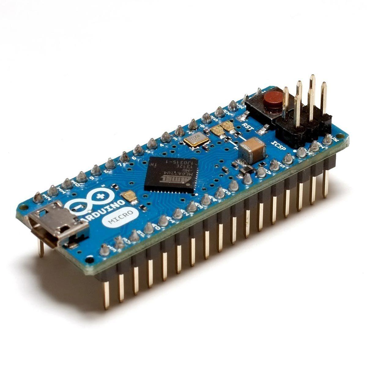 Arduino Micro и Arduino Pro Micro