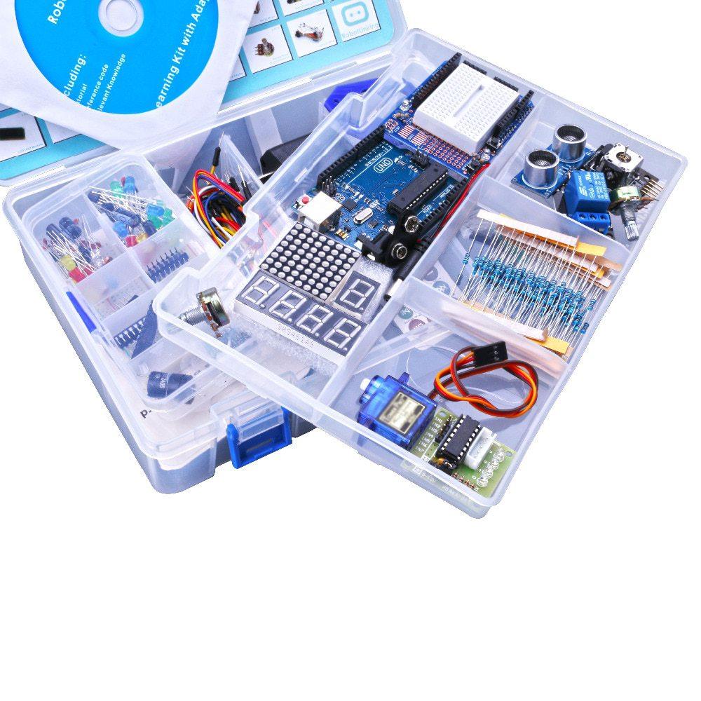 Стартовый набор с Arduino Uno