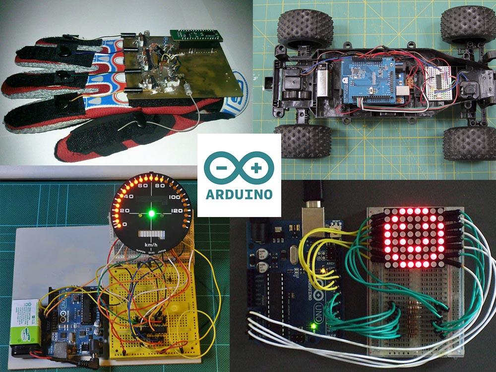 проекты на Arduino