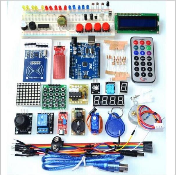 Бюджетный стартовый набор Arduino