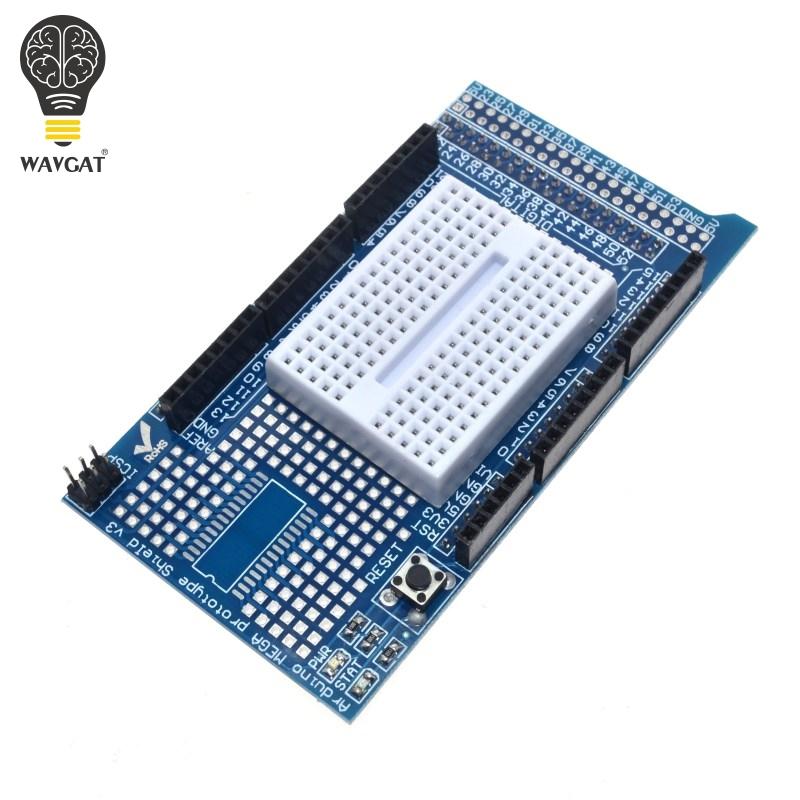 Shield расширения Arduino Mega