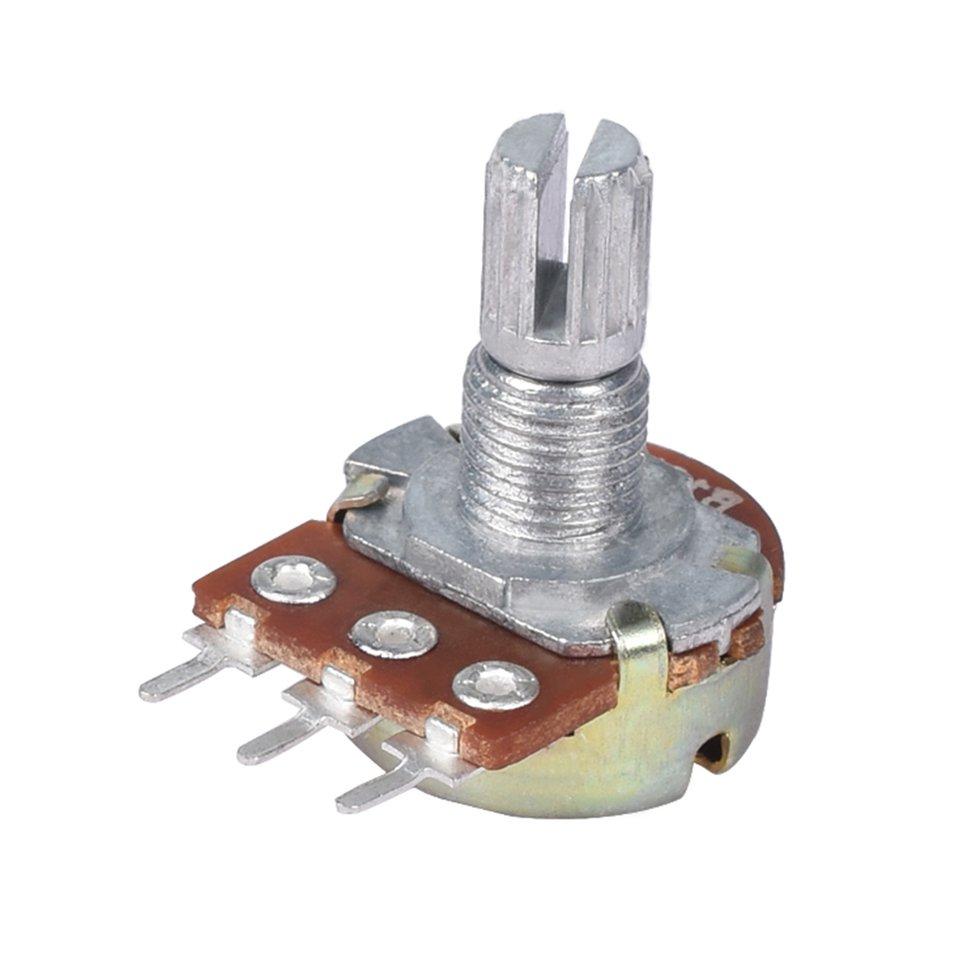 Реостат, потенциометр, переменный резистор, переменное сопротивление